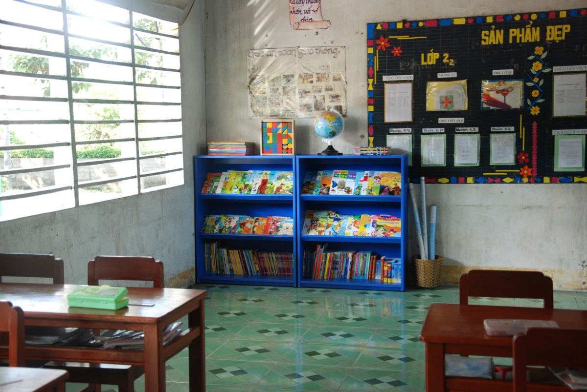 The Library Project | Reading Corners for classrooms